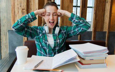 Jak ustát distanční výuku s dítětem s ADHD?